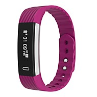 お買い得  現在の技術動向-yy kplus男性の女性のブルートゥーススマートなブレスレット/ smartwatch /スポーツ歩数計ios android
