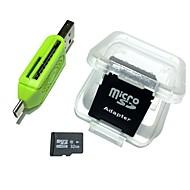 お買い得  -Ants 32GB マイクロSDカードTFカード メモリカード クラス10 AntW2-32