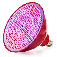 abordables MORSEN-1pc 15 W 2245-2297LM E26 / E27 Growing Light Bulb 352 Cuentas LED SMD 2835 Rojo 85-265 V / Cañas / FCC