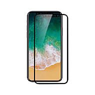 Закаленное стекло Защитная плёнка для экрана для Apple iPhone X Защитная пленка для экрана и задней панели Против отпечатков пальцев 3D