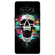 Case For Samsung Galaxy Note 8 Pattern Back Cover Skull Soft TPU for Note 8 Note 5 Edge Note 5 Note 4 Note 3 Lite Note 3 Note 2 Note Edge