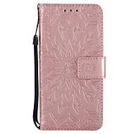 Недорогие Кейсы для iPhone 8 Plus-Кейс для Назначение Apple iPhone X iPhone 8 Бумажник для карт Кошелек со стендом Флип С узором Чехол Мандала Твердый Кожа PU для iPhone X