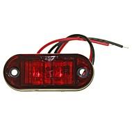 Недорогие Внешние огни для авто-SENCART 10 шт. Автомобиль / Мотоцикл / Грузовик Лампы 1W Dip LED 90lm 2 Внешние осветительные приборы For Универсальный Все года