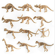 cheap Toys & Hobbies-Action Figure Toys Animal Plastics Children's 12 Pieces