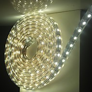 6M/1PCS  220V 5050 LED Flexible Tape Rope Strip Light Xmas Outdoor Waterproof   Garden outdoor lightingEU Plug EU
