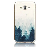 abordables Galaxy J1 Carcasas / Fundas-Funda Para Samsung Galaxy J7 (2017) J3 (2017) Diseños Funda Trasera Paisaje Suave TPU para J7 V J7 Perx J7 (2017) J7 (2016) J7 J5 (2017)