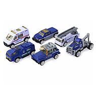 Araç Polis Arabası Oyuncaklar Arabalar Klasik Parçalar