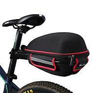 preiswerte -West biking Fahrradtasche Fahrrad Kofferraum Taschen Fahrrad-Sattel-Beutel Regendicht Atmungsaktivität Leicht Tasche für das Rad Stoff