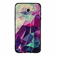 Case For Samsung Galaxy J7 (2017) J3 (2017) Pattern Back Cover Geometric Pattern Soft TPU for J7 (2016) J7 (2017) J7 V J7 Perx J7 J5