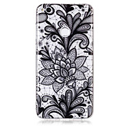 чехол для huawei p8 lite (2017) p10 lite phone case tpu материал роз шаблон hd телефон чехол p9 lite