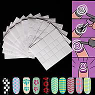 Nail Art matrica Mintás smink Kozmetika Nail Art Design