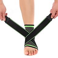 Ginocchiera Fascia per anca per Ciclismo Escursionismo Corsa Jogging Palestra Unisex Regolabili Elastico Adatto caviglia sinistra o