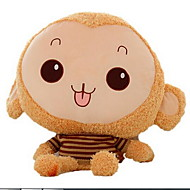 juguetes de peluche Muñecas Almohada rellena Juguetes Mono Animal No Especificado Piezas