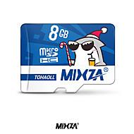 mixza карта памяти micro sd карта 8gb класс6 флеш-память память микрофон для смартфона / планшета