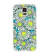 Кейс для Назначение SSamsung Galaxy S8 Plus S8 Ультратонкий С узором Задняя крышка Цветы Мягкий TPU для S8 S8 Plus S7 edge S7 S6 edge