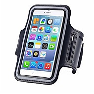 Til iPhone X iPhone 8 Etuier Vandafvisende Armbånd Armbånd Etui Helfarve Blødt PC for Universal iPhone X iPhone 8 Plus iPhone 8 iPhone 7