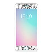 Недорогие Защитные плёнки для экрана iPhone-Защитная плёнка для экрана Apple для iPhone 7 Закаленное стекло 1 ед. Защитная пленка для экрана Узор Взрывозащищенный Уровень защиты 9H