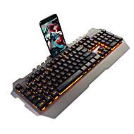 billige -ajazz gaming keyboard mechanicaltouch singlebacklight 19key anti-ghosting ajazz jjx
