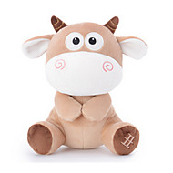 cheap Toys & Hobbies-Duck Snake Mouse Bull Stuffed Toys Doll Stuffed Animals Plush Toy Cute Animals Cotton Children's