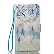 Назначение iPhone X iPhone 8 iPhone 8 Plus Чехлы панели Кошелек Бумажник для карт со стендом Флип Чехол Кейс для Ловец снов Твердый