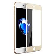 Vidrio Templado Protector de pantalla para Apple iPhone 7 Protector de Pantalla Frontal Alta definición (HD) Dureza 9H Anti-Arañazos