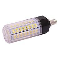 Χαμηλού Κόστους LED Λάμπες Καλαμπόκι-1pc 13w οδήγησε φως καλαμποκιού t 144 leds smd 5730 ζεστό λευκό κρύο λευκό 1200lm 2800-3500; 5000-6500k ac85-265v e27 / e14