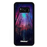 olcso Galaxy S6 Edge Plus tokok-Case Kompatibilitás S8 S7 Minta Hátlap Látvány Puha TPU mert S8 S8 Plus S7 edge S7 S6 edge plus S6 edge S6 S6 Active S5 Mini S5 Active S5