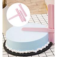 Cortadores de pasteles Pastel Plásticos Múltiples Funciones Cocina creativa Gadget