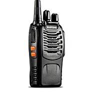 halpa -Baofeng UHF 400-470MHz 5W TOT VOX Kannettava Kaksisuuntainen Radio radiopuhelimeen lähetin Interphone