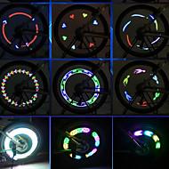 Luz en Tira LED LED Ciclismo Portátil Peso ligero AAA Lumens Batería Ciclismo