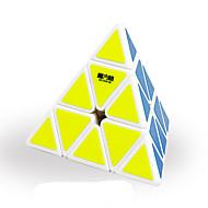 preiswerte Spielzeuge & Spiele-Zauberwürfel QI YI Pyramid Glatte Geschwindigkeits-Würfel Magische Würfel Puzzle-Würfel Spaß Geschenk Klassisch Unisex