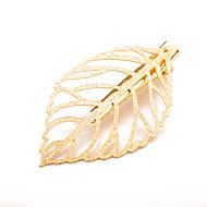 Недорогие $0.99 Модное ювелирное украшение-Жен. металлический Милая Заколка - Художественный Однотонный