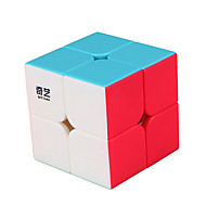 cheap Toy & Game-Rubik's Cube QI YI QIDI S 162 2*2*2 Smooth Speed Cube Magic Cube Puzzle Cube Smooth Sticker Gift Unisex