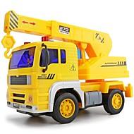 LED-valaistus Musiikkilelut Opetuslelut Leikkiauto Ajoneuvo Toy Playsets Leluautot Toy Trucks & Rakennusajoneuvot Lelut Rakennusajoneuvo