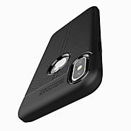 для крышки случая противоударная задняя крышка случая сплошной цвет мягкий tpu для яблока iphone x iphone 8 плюс iphone 8 iphone 7 плюс