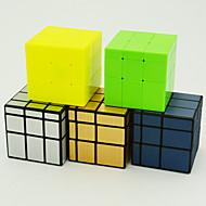 お買い得  -ルービックキューブ QIYI 154 鏡キューブ 3*3*3 スムーズなスピードキューブ マジックキューブ パズルキューブ ギフト 男女兼用