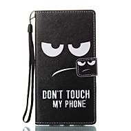 ケース 用途 Sony カードホルダー ウォレット スタンド付き フリップ パターン 磁石バックル フルボディー カートゥン ハード PUレザー のために Sony Xperia L1
