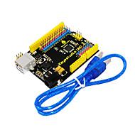 お買い得  -keyestudio uno r3 arduino互換のピンヘッダーインターフェイスを備えた公式アップグレードバージョン