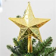 abordables Artículos para el Hogar-Decoraciones de vacaciones Santa / Día Festivo / Decoraciones Navideñas Etiquetas para Regalo / Cajas Regalo / Bolsas de Vino Vacaciones 1pc