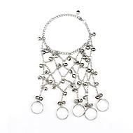 Női Gyűrű karkötők Ötvözet Ékszerek Kompatibilitás Hétköznapi Randi