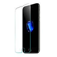 Недорогие Защитные плёнки для экранов iPhone 8 Plus-Защитная плёнка для экрана для Apple iPhone 8 Pluss / iPhone 8 Закаленное стекло 1 ед. Защитная пленка для экрана HD / Уровень защиты 9H / 2.5D закругленные углы