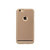 abordables Súperoferta de Precios Locos-Funda Para Apple iPhone 7 / iPhone 6 Ultrafina Funda Trasera Un Color Dura ordenador personal para iPhone X / iPhone 8 Plus / iPhone 8