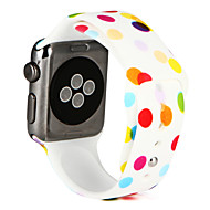 Watch Band for Apple Watch Series 4/3/2/1 Apple Sport Band Silicone Wrist Strap