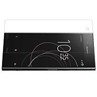 お買い得  スクリーンプロテクター-スクリーンプロテクター Sony のために Sony Xperia XZ1 PET 1枚 スクリーンプロテクター アンチグレア 指紋防止 傷防止 マット 超薄型 ミラータイプ
