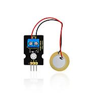 お買い得  -arduino用keyestudioアナログ圧電セラミック振動センサ