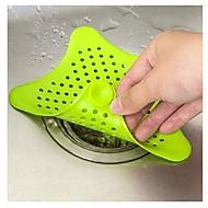 abordables Artículos para el Hogar-filtro de la cocina del dren del piso del fregadero del desagüe del desagüe de la alcantarilla