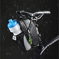 お買い得  -ROCKBROS 自転車用サドルバッグ 耐久性, 簡単装着 自転車用バッグ カーボンファイバー 自転車用バッグ サイクリングバッグ サイクリング サイクリング / バイク / 防水ファスナー