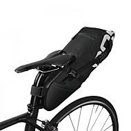 Bike Bag Bike Trunk Bags Rain-Proof Waterproof Zipper Fitness Bicycle Bag Polyester/Cotton Nylon Waterproof Fabric Cycle Bag Cycling
