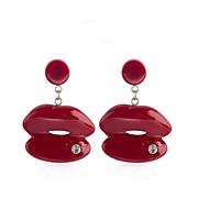 Damen Tropfen-Ohrringe Süß lieblich Acryl Schmuck Für Sonstiges Verabredung