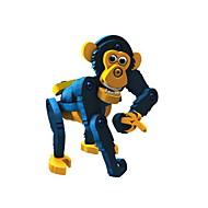 billige Legetøj og hobby-diy kit byggesten legetøj abe dyr klassiske børn stykker